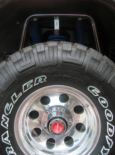 changing your tires