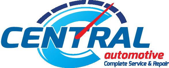 Central Avenue Automotive logo on white RGB
