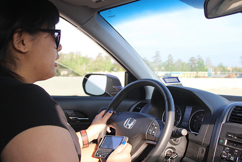 distracted driving fl