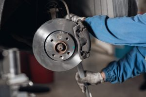 Brake Rotor Replacement Kent Wa