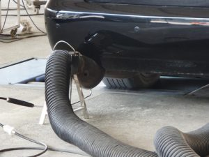 Failed Emissions Test