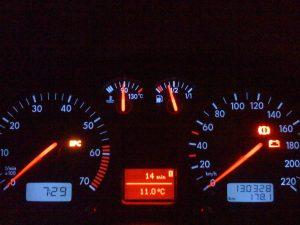 Warning Light Honda